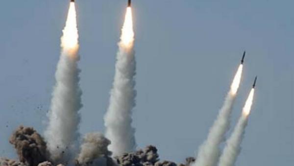 Iskander Missile System Testing - Sputnik International