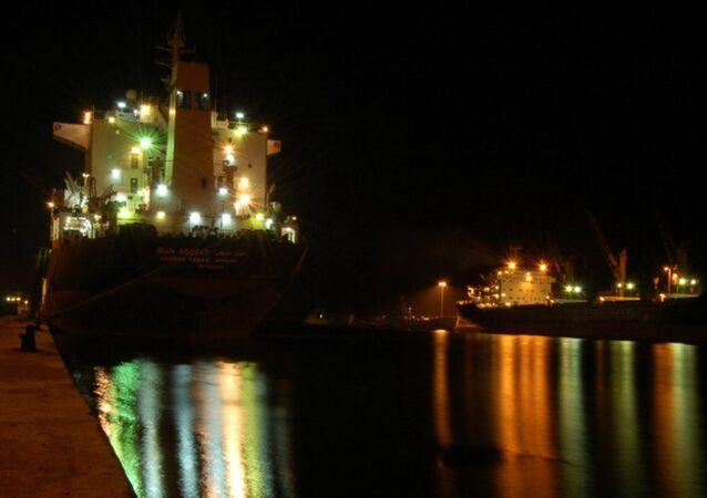 Port of Tartus, Syria