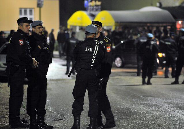 Bosnian police (File)