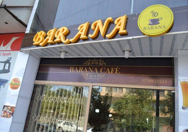 Barana cafe, Kabul