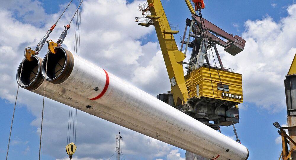Turkish Stream pipeline