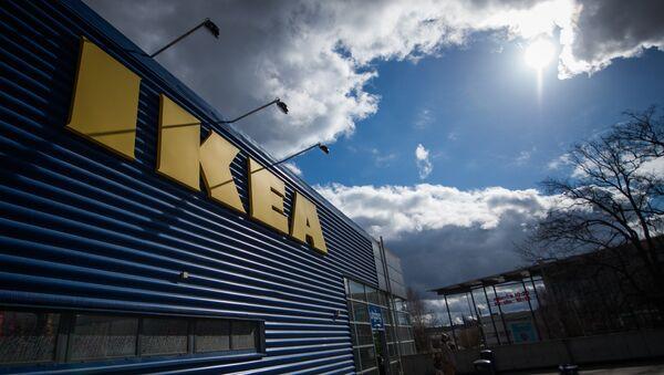 The logo of IKEA  - Sputnik International
