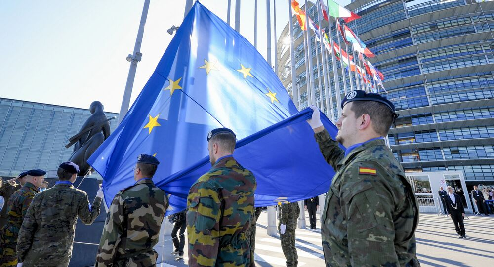 Europe Day 2016 - Strasbourg
