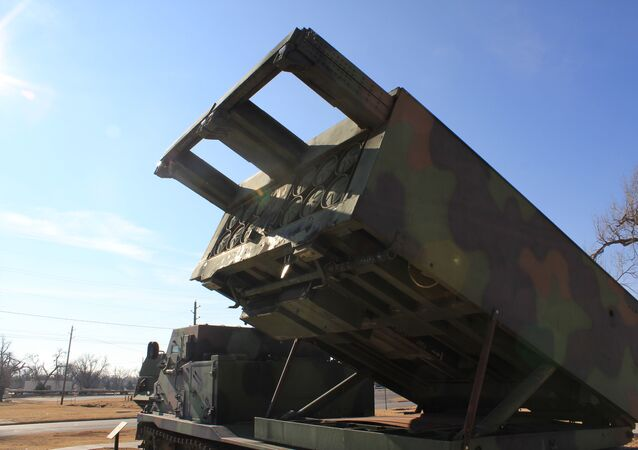 Multiple Launch Rocket System (MLRS)