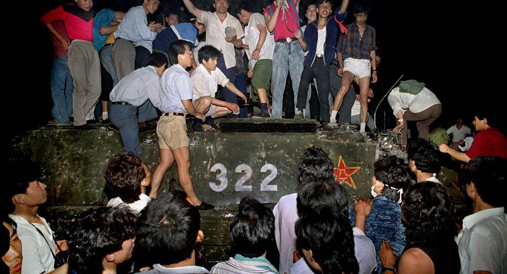 Tiananmen Sqaure Protest 1989