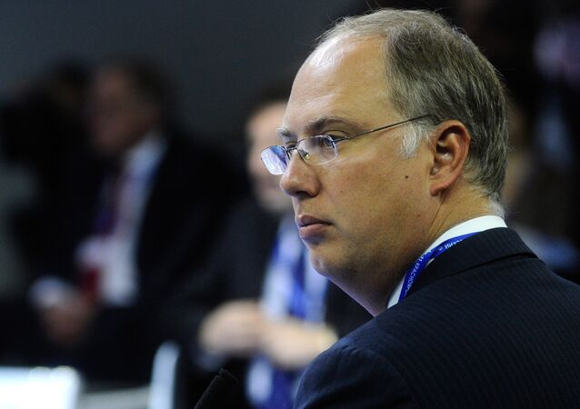 General Director of the Russian Direct Investment Fund Kirill Dmitriyev