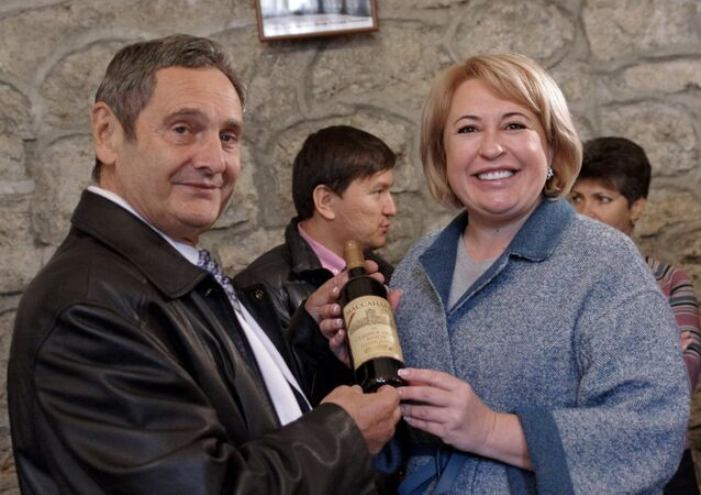 Crimea's Winemakers Seeking to Procure Equipment From Italy