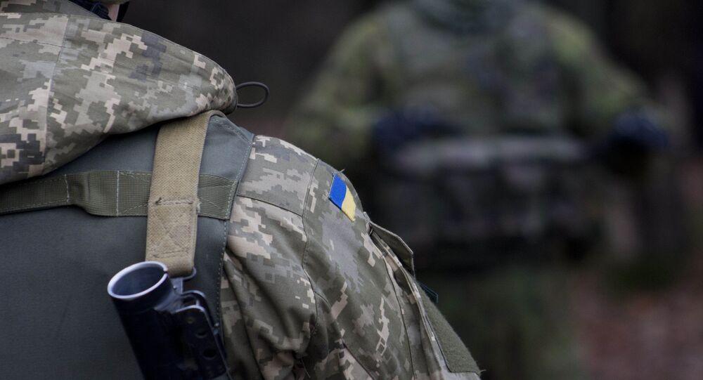Ukrainian Land Forces (File)