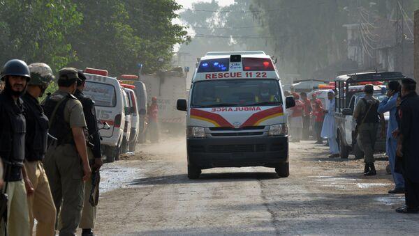Ambulance in Pakistan (File) - Sputnik International