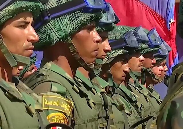 'Defenders of Friendship-2016' Drills Kick Off in Egypt