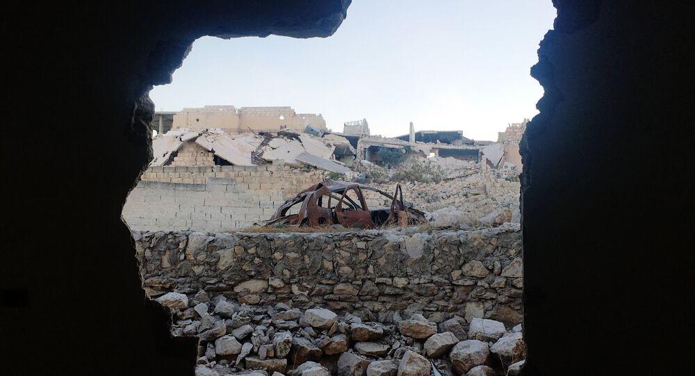 Aleppo. (File)