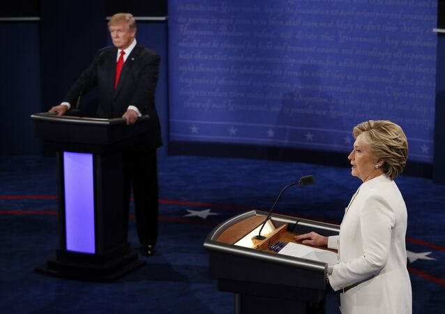 Final Countdown: US Presidential Debate Poses 'Challenge for Both' Candidates