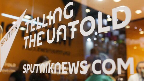 Sputnik International Information Agency - Sputnik International