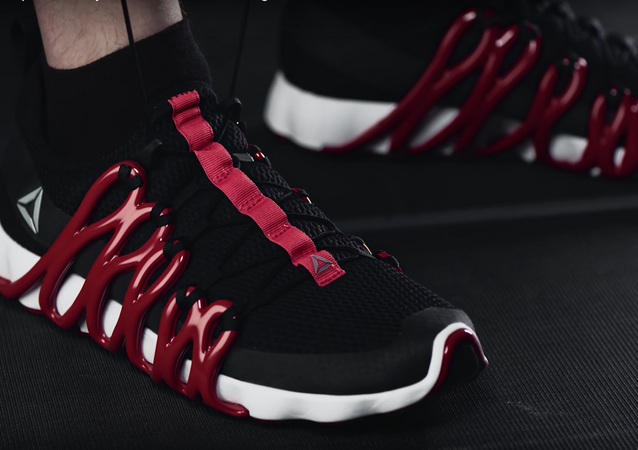 'Liquid Speed': Reebok Aims to Bring High-Tech Shoe Manufacture Back to US