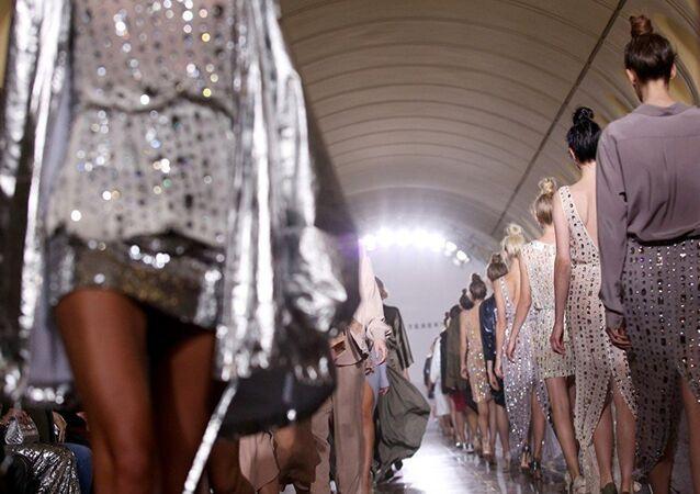 Alexander Terekhov's fashion show