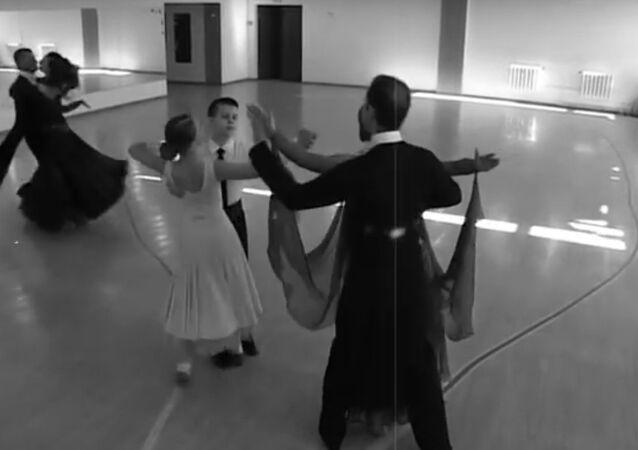 """Dance Your PhD"" 2016, #ribosomes_dance, PhD researcher Evgeny Sogorin, winner, Chemistry"