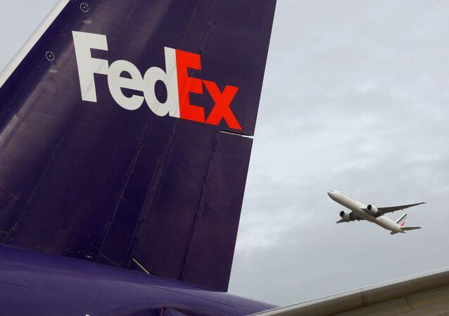 FedEx Jet