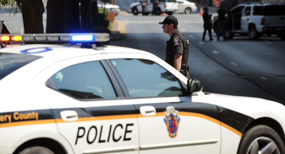 Police in Maryland. (File)