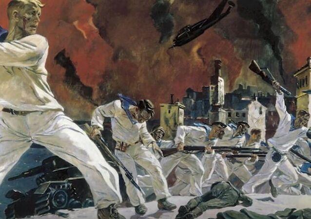 Battle of Sevastopol Marks Its 75th Anniversary