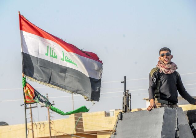 Ali Zeyd, another Mosul native, is fighting to free the city in the ranks of the Iraqi army
