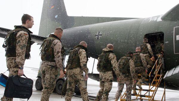 German soldiers  - Sputnik International