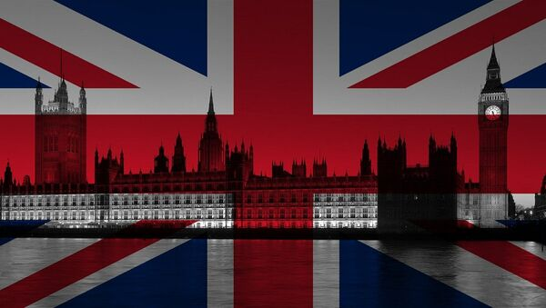 Westminster and Houses of Parliament, London - Sputnik International