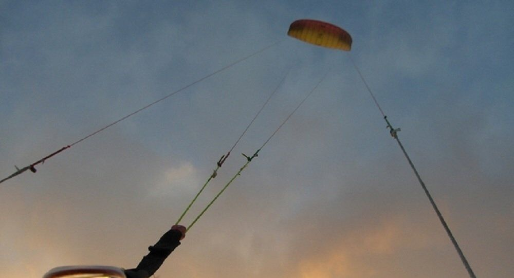 Russia Unveils Intelligence Kite That Can Do It All