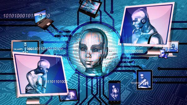 Robots - Sputnik International