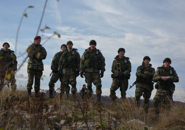 Slavic Brotherhood-2016 Drill in Serbia
