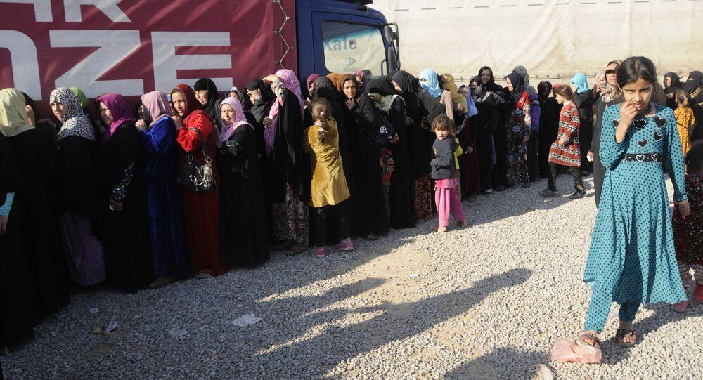 Iraqi women, Mosul