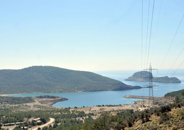 Valley of Akkuyu, in the southern province of Mersin near the Mediterranean. (File)