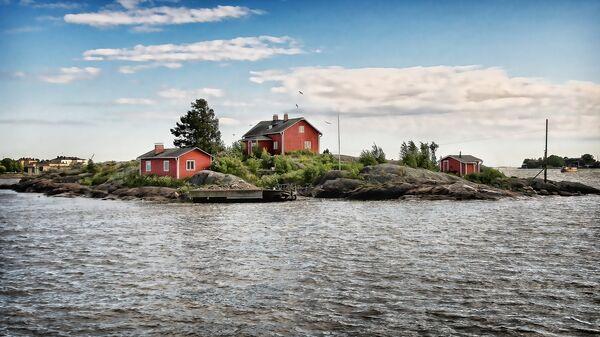 Finnish Houses - Sputnik International
