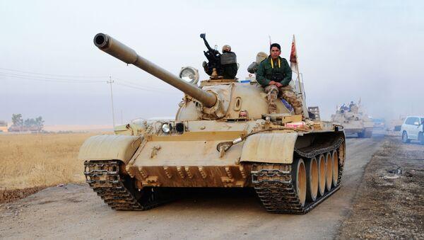 Peshmerga. Mosul - Sputnik International