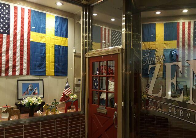 ZEN IN LITTLE SWEDEN