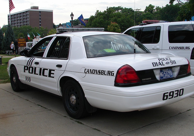 Canonsburg, Pennsylvania Police Department