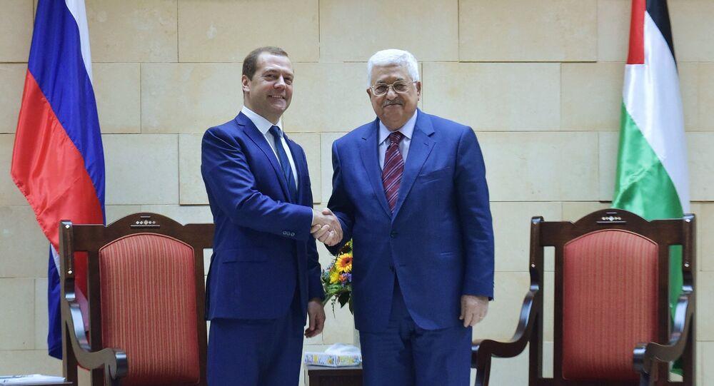Prime Minister Dmitry Medvedev's official visit to Israel