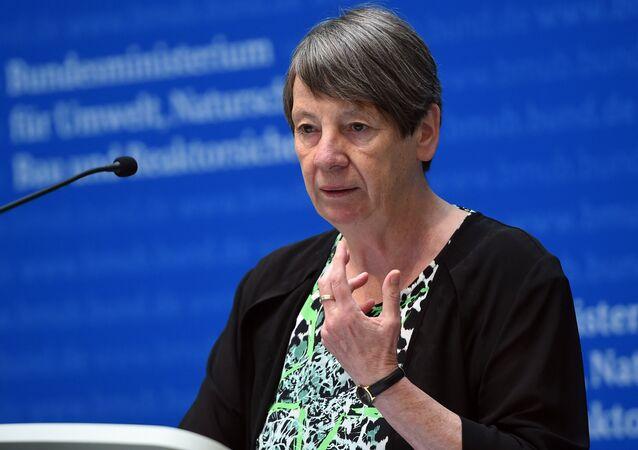 German Environment Minister Barbara Hendricks