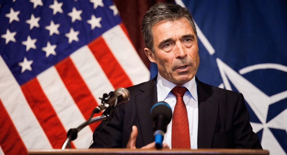 Former NATO chief Anders Fogh Rasmussen