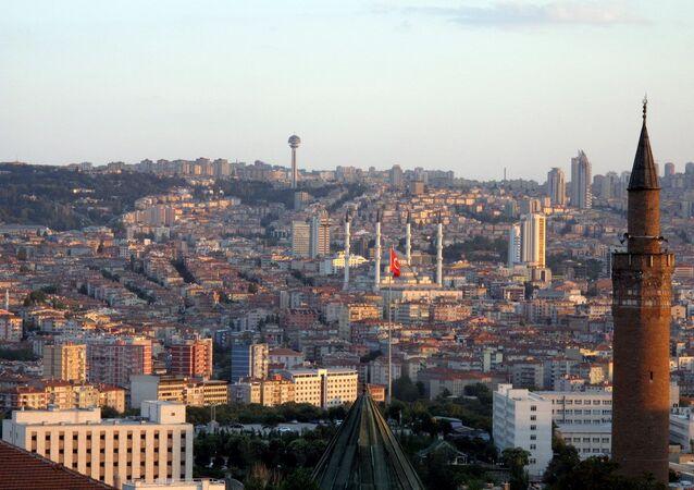 Ankara view