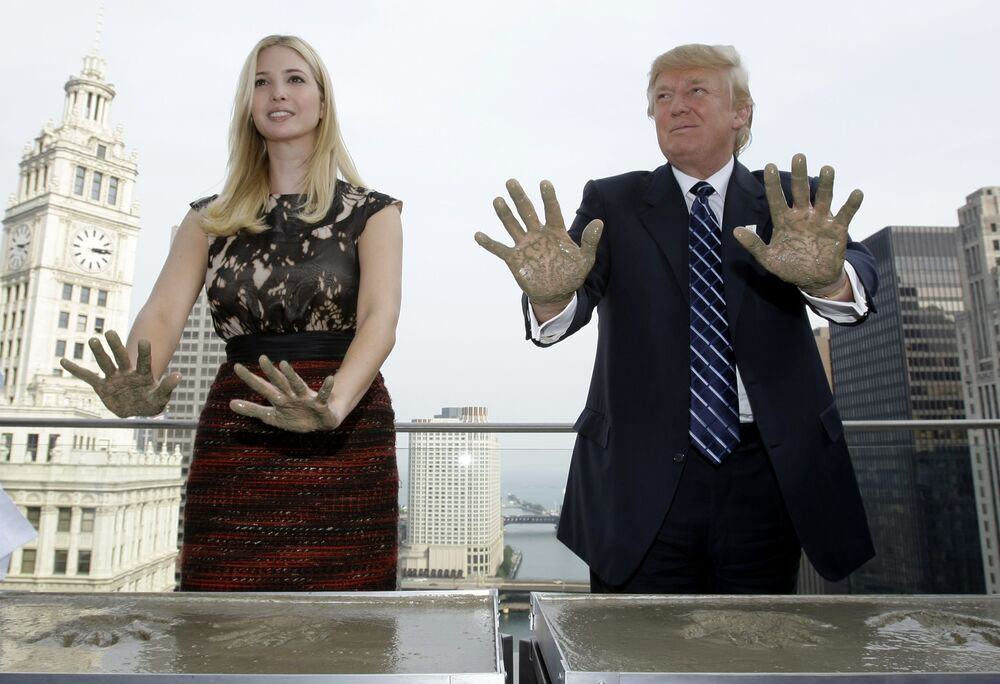 Ivanka Trump, the President-Elect's Right-Hand (Wo)man