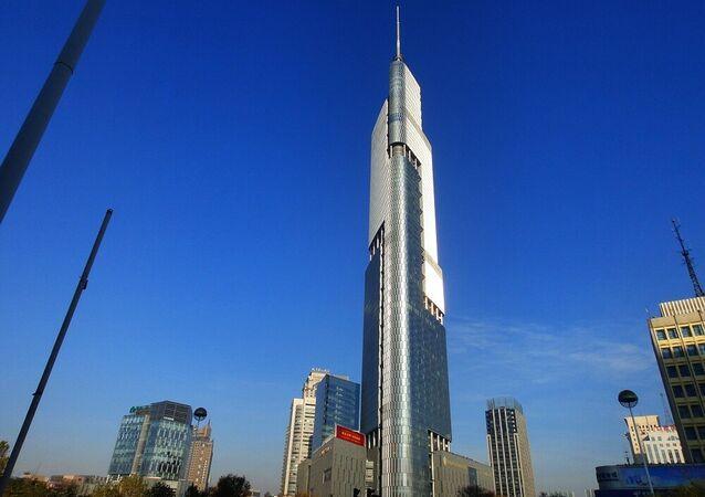 Zifeng Tower (Zifeng Plaza), Nanjing