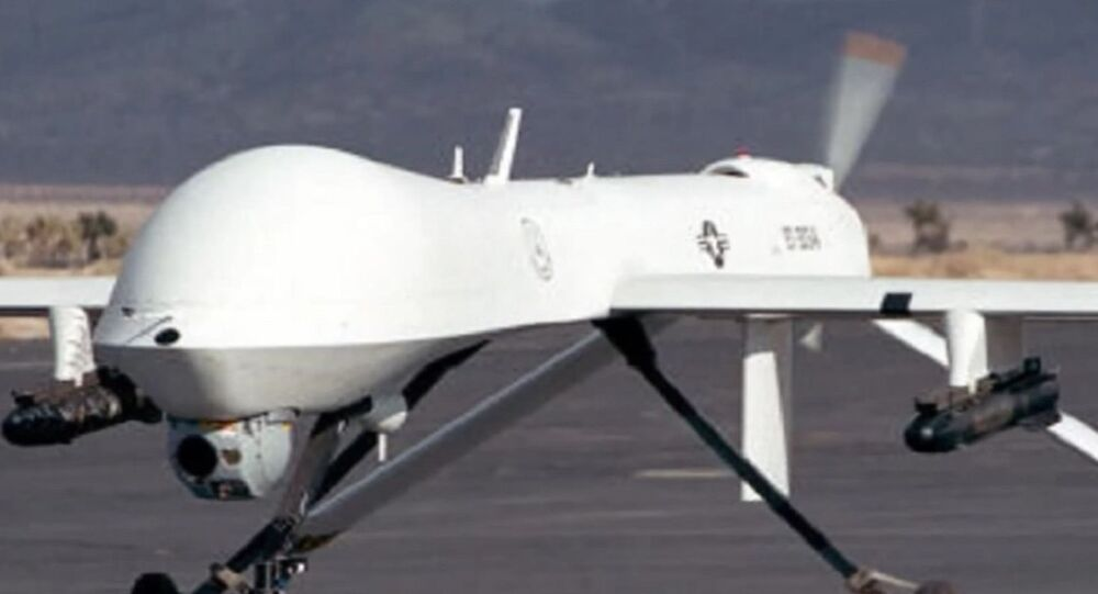 DRDO Rustom 2 ( Armed ) Indian Drone