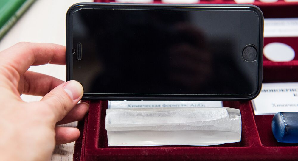 Scientists from the National University of Science and Technology MISIS (NUST MISIS, Moscow) have improved the technology for the production of smartphone screens.
