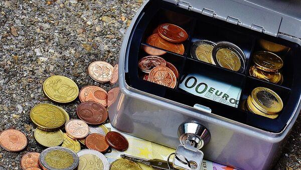 Euro currency - Sputnik International