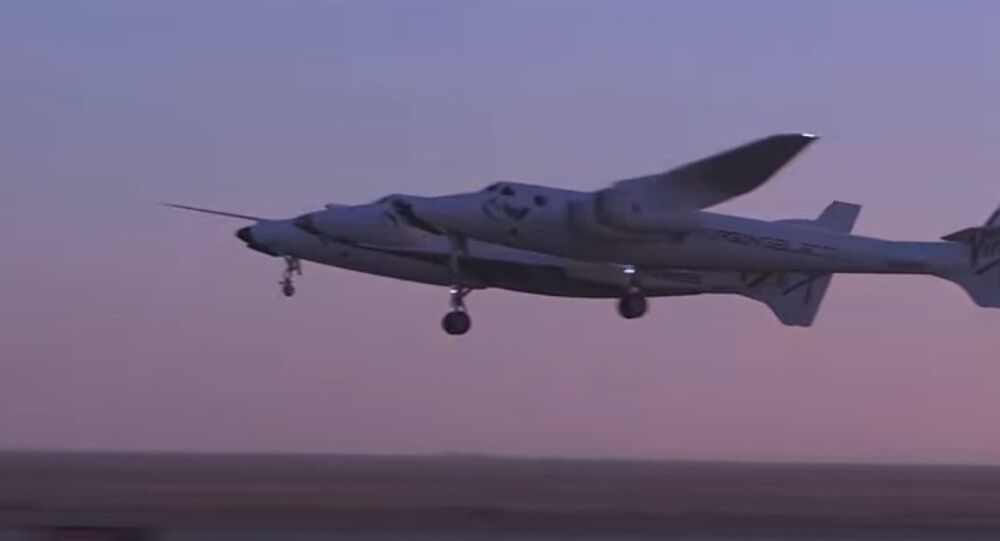 Virgin Galactic Aircrafts