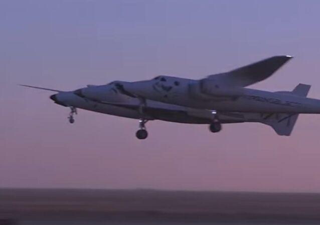 Virgin Galactic Aircrafts