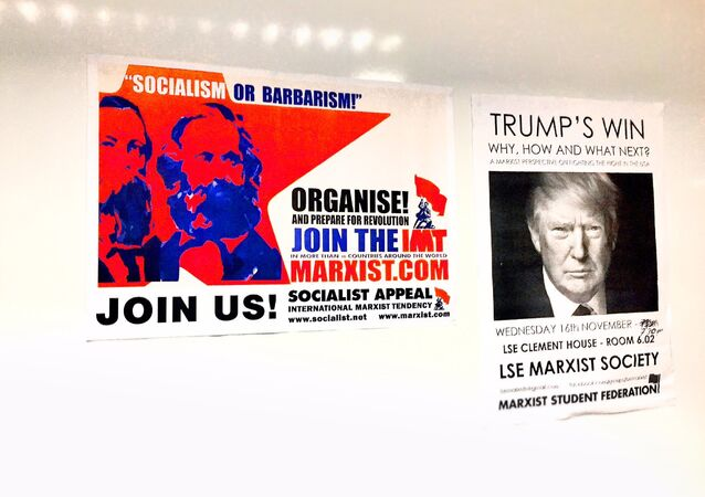 LSE Marxist Society posters