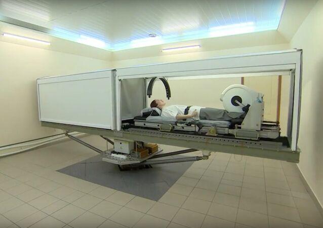 Russian Scientists Create Artificial Gravity