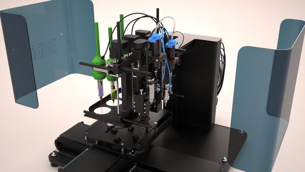 Bioprinter - Sputnik International