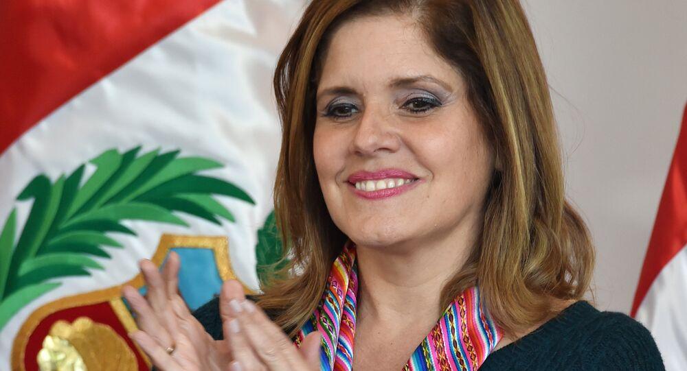 Mercedes Araoz